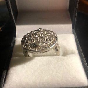 925 vintage ring
